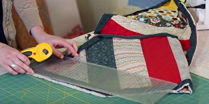 Incredibly Easy Quilted Table Runner Tutorial
