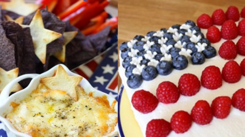 35 Fourth of July Party Ideas | DIY Joy Projects and Crafts Ideas