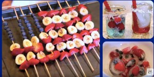 Fabulous 4th of July Celebration Treats!