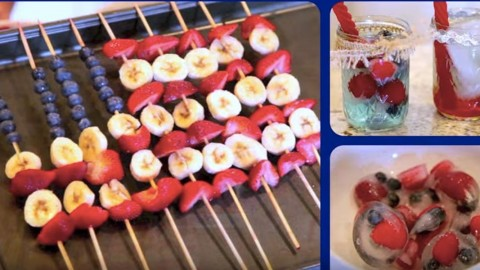 Fabulous 4th of July Celebration Treats! | DIY Joy Projects and Crafts Ideas