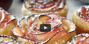Baked Apple Roses Are Not Only Delicious & Beautiful But Taste Like Apple Pie!