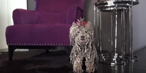 WOW! This Bicycle Chain Dog Art Blows My Mind & It Will Blow Yours Too!