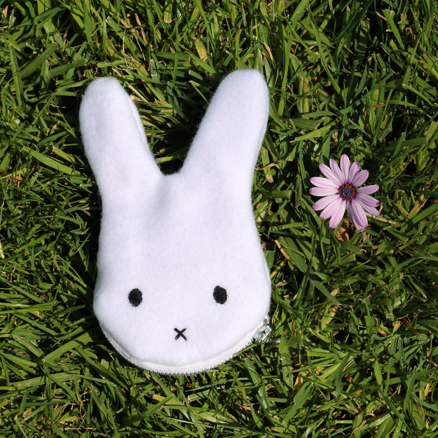 DIY Projects to Make and Sell on Etsy - Bunny Coin Purse - Learn How To Make Money on Etsy With these Awesome, Cool and Easy Crafts and Craft Project Ideas - Cheap and Creative Crafts to Make and Sell for Etsy Shop #etsy #crafts