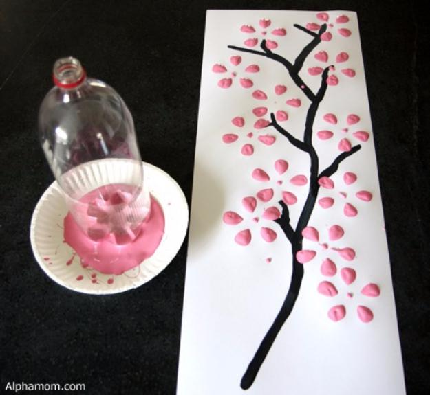 Как сделать подарок маме рисунком