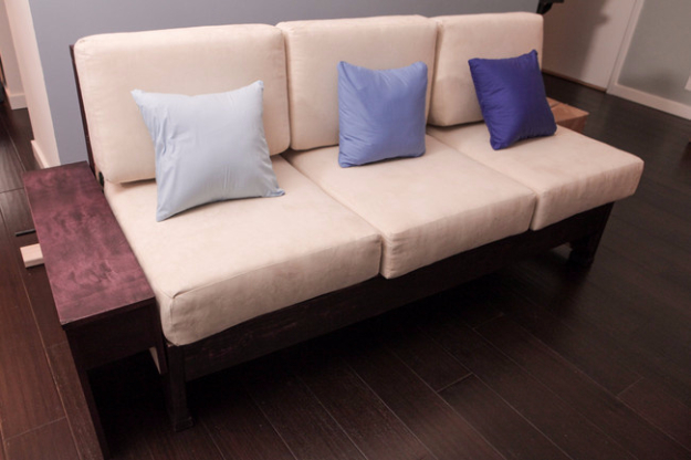 DIY Sofas and Couches - DIY Modular Sofa - Easy and Creative Furniture and Home Decor Ideas - Make Your Own Sofa or Couch on A Budget - Makeover Your Current Couch With Slipcovers, Painting and More. Step by Step Tutorials and Instructions #diy #furniture