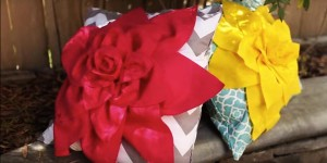 DIY Flower Pillows Are So Incredibly Stunning & Easy to Make!