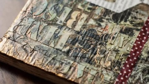 Fabulous Mixed Media Canvas Art Is So The Rage! | DIY Joy Projects and Crafts Ideas