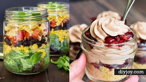 33 Best Recipes in A Jar   DIY Joy Projects and Crafts Ideas
