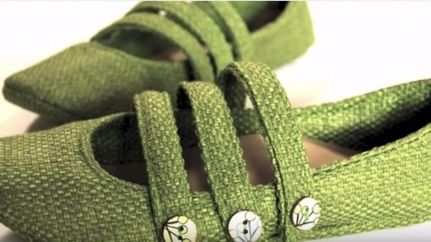 Learn How to Make Shoes on a Sewing Machine | DIY Joy Projects and Crafts Ideas