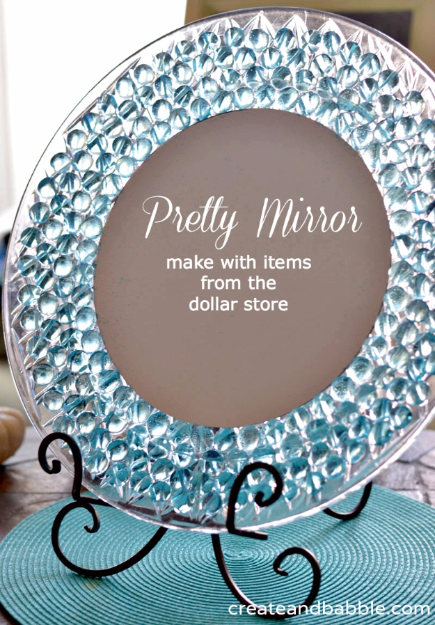 DIY Projects to Make and Sell on Etsy - Simple Dresser Mirror DIY - Learn How To Make Money on Etsy With these Awesome, Cool and Easy Crafts and Craft Project Ideas - Cheap and Creative Crafts to Make and Sell for Etsy Shop #etsy #crafts
