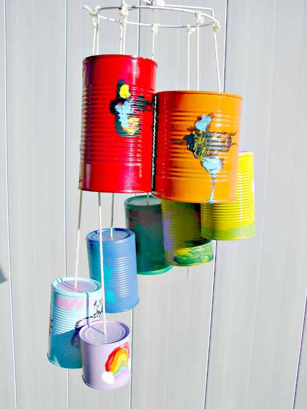DIY Wind Chimes - Summer Camp Wind Chimes - Easy, Creative and Cool Windchimes Made from Wooden Beads, Pipes, Rustic Boho and Repurposed Items, Silverware, Seashells and More. Step by Step Tutorials and Instructions #windchimes #diygifts #diyideas #crafts
