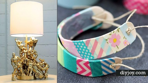 80 Creative DIY Projects for Teenagers   DIY Joy Projects and Crafts Ideas