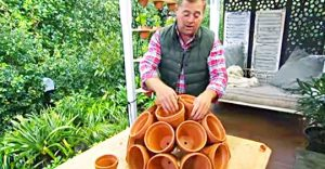 Max Out Garden Space With This DIY Statement Piece Planter