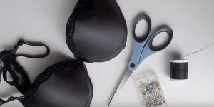 Watch What She Does With This Bra…BRILLIANT!