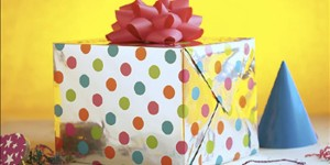 It's My Birthday…OPEN & SEE The DIY Birthday Present I'd Love to Have!