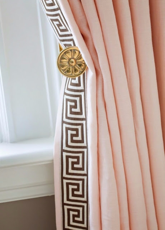 40 DIY Ways to Dress Up Boring Windows - Chinoiserie DIY - Cool Crafts and DIY Ideas to Make Awesome Bedrooms, Living Room Decor - Easy No Sew Ideas, Cheap Ideas for Makeovers, Painting and Sewing Tutorials With Step by Step Instructions for Awesome Home Decor
