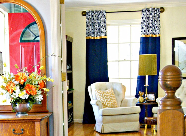 40 DIY Ways to Dress Up Boring Windows - DIY Window Curtains - Cool Crafts and DIY Ideas to Make Awesome Bedrooms, Living Room Decor - Easy No Sew Ideas, Cheap Ideas for Makeovers, Painting and Sewing Tutorials With Step by Step Instructions for Awesome Home Decor