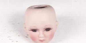 Look What He Does to This Doll Head…It's so Captivating!