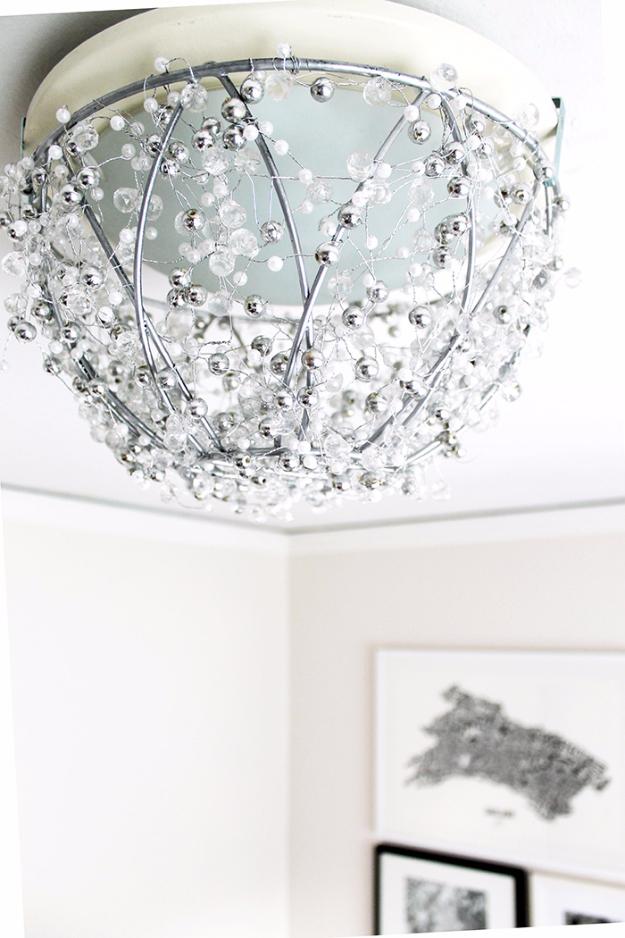 Easy diy chandelier diy joy easy diy chandelier aloadofball Image collections