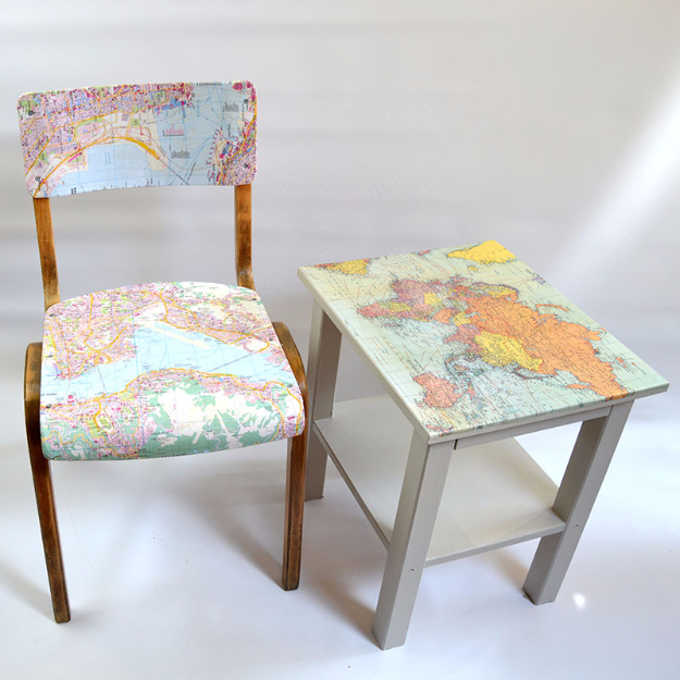 36 Upcycled Furniture Projects