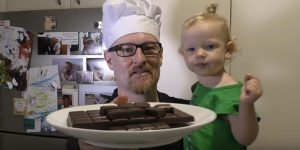 He Makes Milk Chocolate EASY and I'm in HEAVEN…