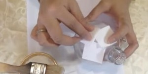 She Puts Little Squares of Paper On A Coke Bottle. Watch What She Does With It Next….
