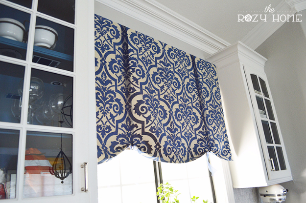 40 DIY Ways to Dress Up Boring Windows - No Sew Tie Up Shades - Cool Crafts and DIY Ideas to Make Awesome Bedrooms, Living Room Decor - Easy No Sew Ideas, Cheap Ideas for Makeovers, Painting and Sewing Tutorials With Step by Step Instructions for Awesome Home Decor