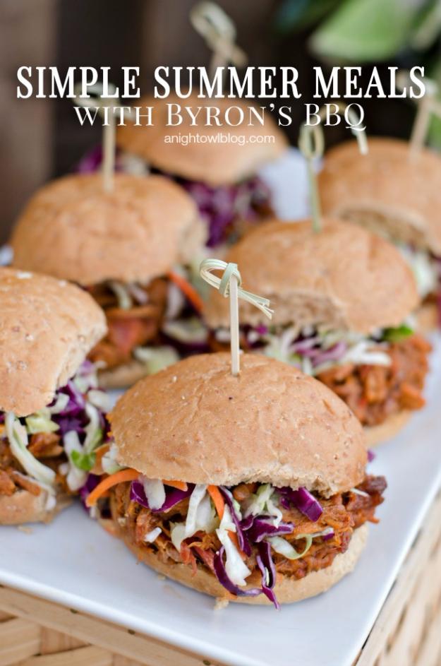 42 Best Recipes for Your Backyard BBQ - DIY Joy