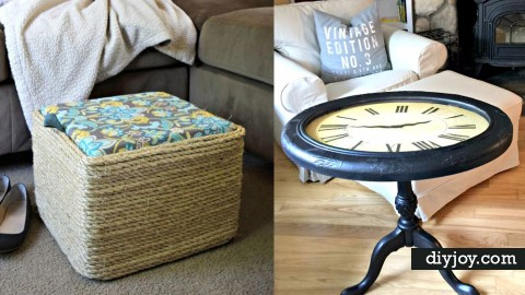 36 Upcycled Furniture Projects | DIY Joy Projects and Crafts Ideas