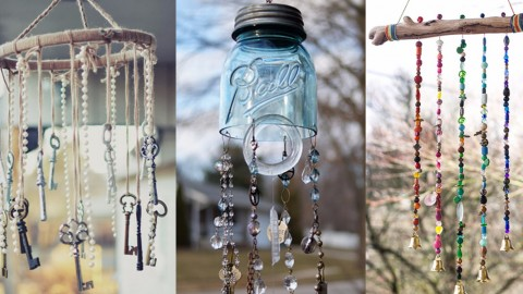 31 DIY Wind Chimes | DIY Joy Projects and Crafts Ideas