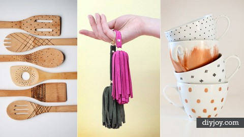 45 Creative Crafts to Make and Sell For Profit on Etsy | DIY Joy Projects and Crafts Ideas