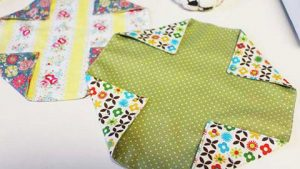 Petal Bag Tutorial : Make Some To Store Things or Sew Ahead for Christmas Gifts