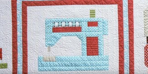 Sew On Sew Off Quilting Tutorial