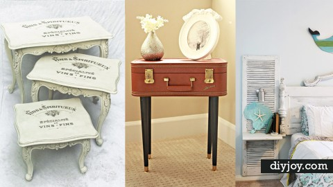 40 Dreamy Shabby Chic Decor and Bedding Ideas | DIY Joy Projects and Crafts Ideas