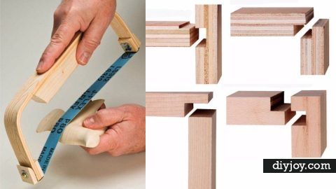 20 Must Know Woodworking Tips | DIY Joy Projects and Crafts Ideas