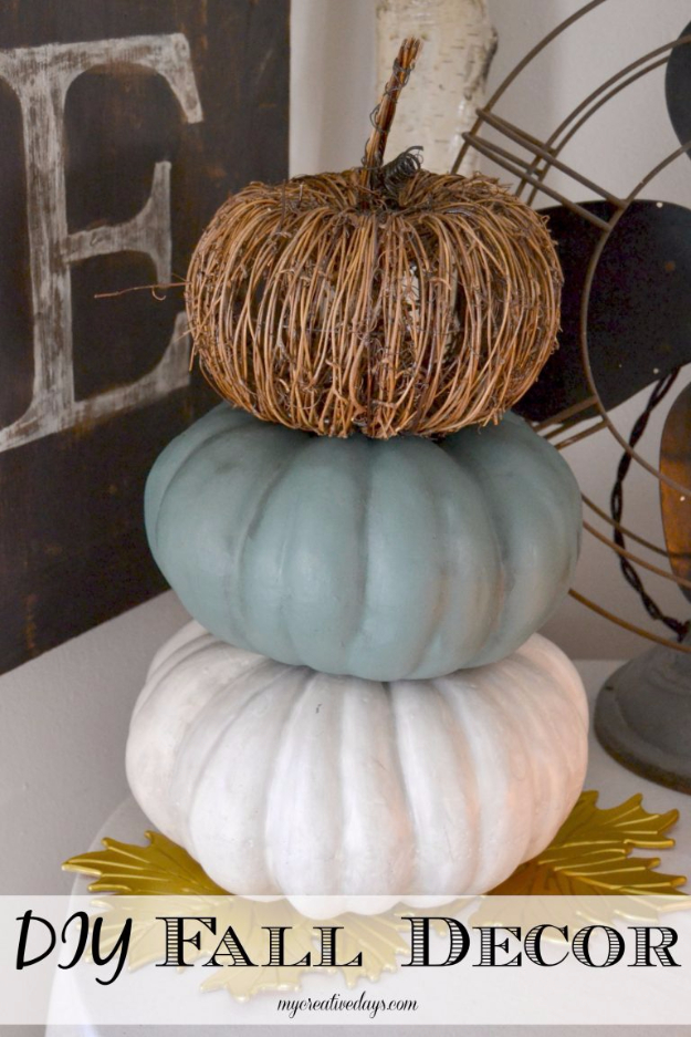 38 Best DIY Projects for Fall - DIY Fall Decor - Quick And Easy Projects For Fall, Fun DIY Projects To Try This Fall, Cute Fall Craft Ideas, Fall Decors, Easy DIY Crafts For Fall http://diyjoy.com/diy-projects-for-fall
