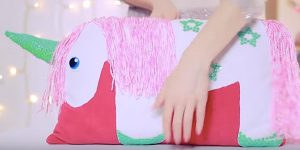 When I Think Of Unicorns I Think Of Magical And To Make One You Don't Have To Sew It! (WATCH!)