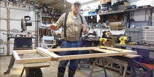 He Creates A Valuable Useful Pallet Wood Piece We All Love! (WATCH!)