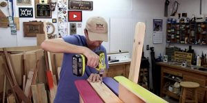This Looks Like King Kong's Popsicle Sticks But Watch What He's Making! (ARTSY!)
