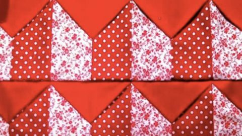 She Shows Us How To Make Quilt Blocks FAST And Boy Is It Sensational! (WATCH!)   DIY Joy Projects and Crafts Ideas