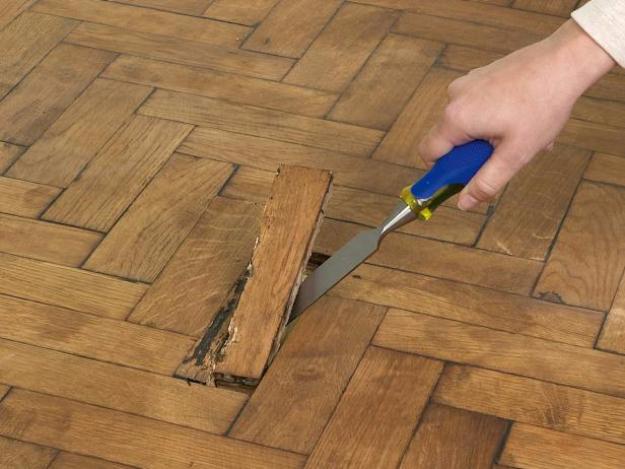 DIY Home Improvement Ideas- Repair Parquet Flooring - Home Repair Ideas, Home Repairs On A Budget, Home Repair Tips, Living Room, Bedroom, Kitchen Repair, Home Improvement, Quick And Easy Home Tips #diy #homeimprovement #diyhome #homerepair