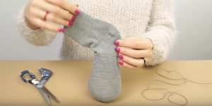 Now You Can Repurpose Those Single Socks And Give Them A New Life! (ADORABLE!)