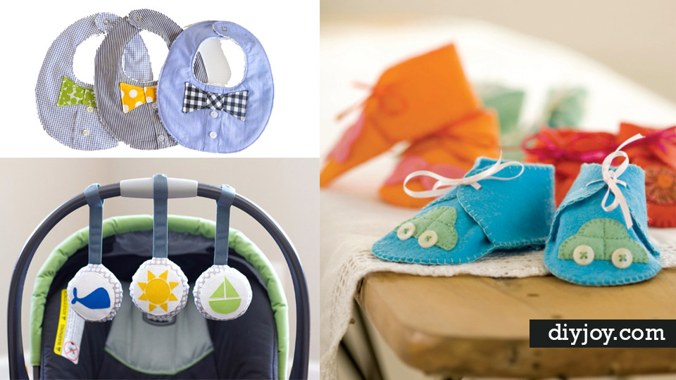 DIY Gifts for Babies - Best DIY Gift Ideas for Baby Boys and Girls ...
