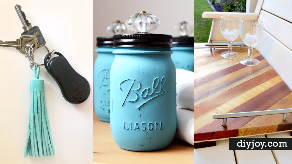 37 quickest diy gifts you can make