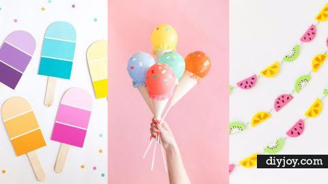 39 Easy DIY Party Decorations | DIY Joy Projects and Crafts Ideas