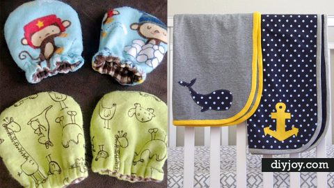 51 Super Creative Things to Sew for Baby | DIY Joy Projects and Crafts Ideas