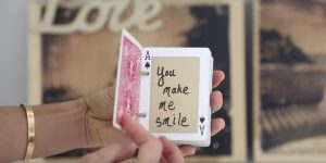 She Thinks Up 52 Ways To Say I Love You And Puts Them On A Deck Of Cards (Unique Idea!)