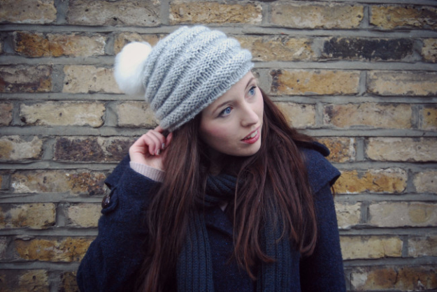 38 Easy Knitting Ideas -Knit Alpaca Beehive Hat- DIY Knitting Ideas For Beginners, Cute Knit Projects, Knitting Ideas And Patterns, Easy Knitting Crafts, Gifts You Can Knit#diy #knitting