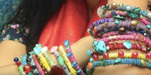 He Makes The Greatest Bangle Bracelets With Little Effort (Watch!)