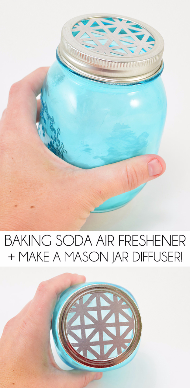 Mason Jar Crafts You Can Make In Under an Hour - DIY Mason Jar Diffuser - Quick Mason Jar DIY Projects that Make Cool Home Decor and Awesome DIY Gifts - Best Creative Ideas for Mason Jars with Step By Step Tutorials and Instructions - For Teens, For Home, For Gifts, For Kids, For Summer, For Fall #masonjarcrafts #easycrafts